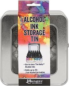 Ranger Tim Holtz Alcohol Ink Storage Tin