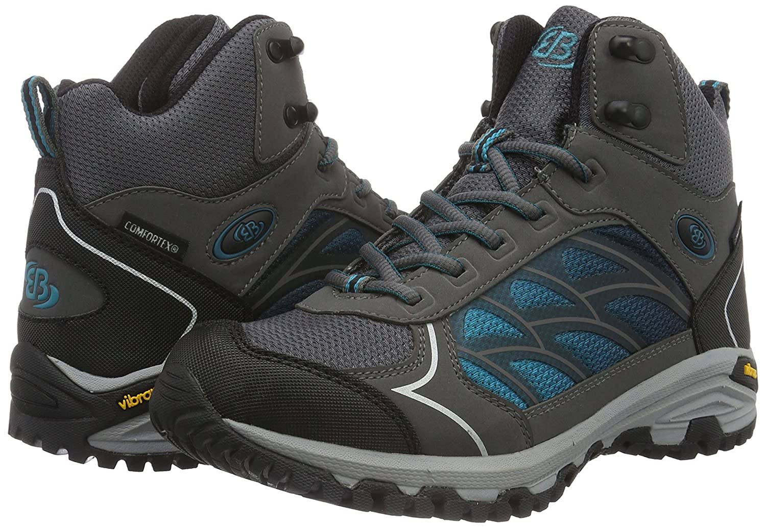 Bruetting Damen Damen Bruetting Valley High Trekking-& Wanderstiefel 36617c