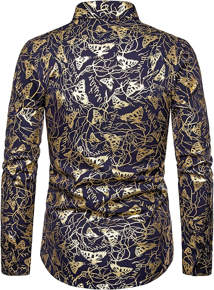 Long Sleeve Casual Dress Shirts