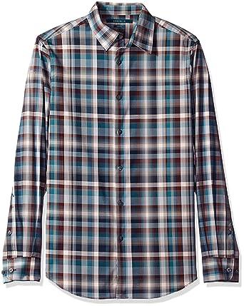 estalladas elásticas camisa Ellis orión corte regular de rayas y Perry azul hombre para C8Zqxw
