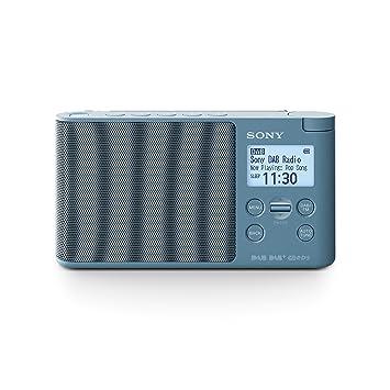 Sony XDR-S41D Digitalradio (DAB+, FM, RDS, Wecker): Amazon.de: Audio ...