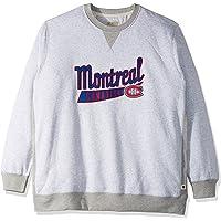 Adidas NHL CCM - Chamarra de Forro Polar para Hombre