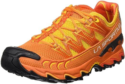 La Sportiva Ultra Raptor - Zapatillas para Correr en montaña para Hombre, Color Naranja, Talla 39.5: Amazon.es: Zapatos y complementos