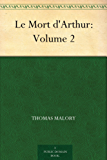 Le Mort d'Arthur: Volume 2 (English Edition)