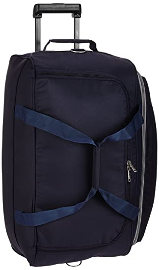 Skybags Cardiff Polyester 63.5 cms Blue Travel Duffle (DFTCAR62EBLU)   Amazon.in  Bags 6560b717d3185