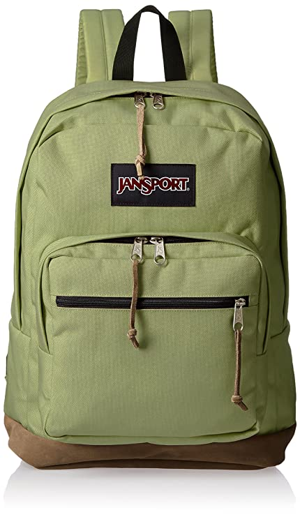1cec2257297b Amazon.com  JanSport Unisex Right Pack Olive One Size  Computers ...