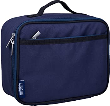 Wildkin 33505 Whale Blue Lunch Box