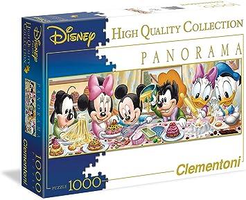 clementoni puzzle disney panorama