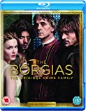 The Borgias - Season 2 [Blu-ray] [Import anglais]