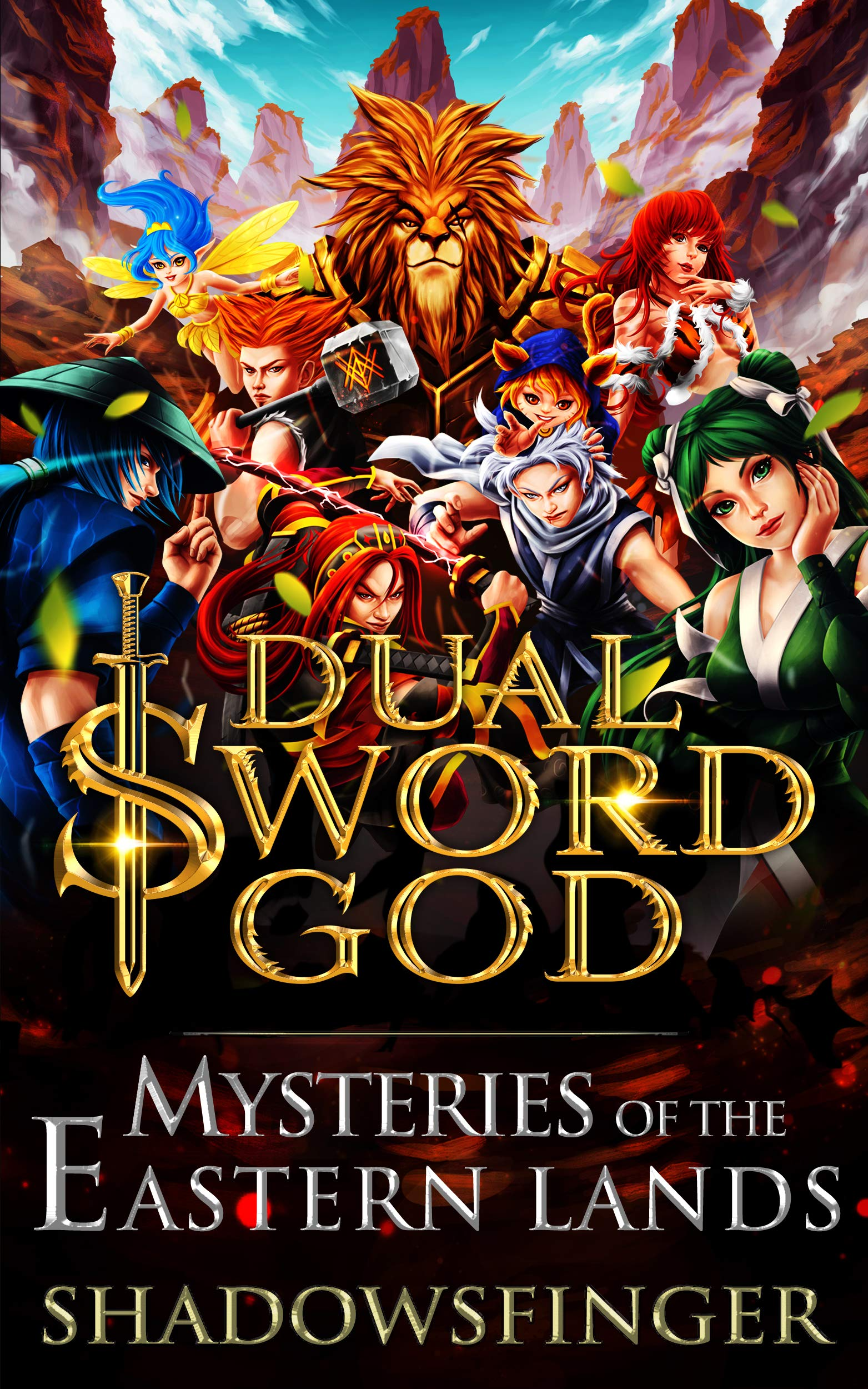 Dual Sword God  Book 5  Mysteries Of The Eastern Lands  English Edition