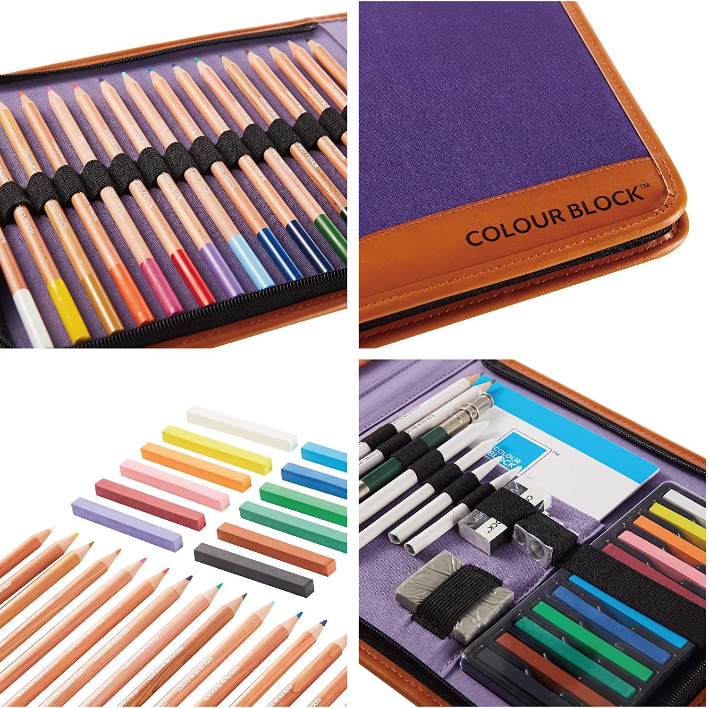 10 New IH Case Pencils