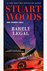Barely Legal (Herbie Fisher Book 1) Kindle Edition