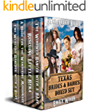 Mail Order Bride: Texas Brides and Babies Boxed Set