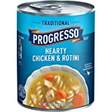Progresso Low Fat Traditional Hearty Chicken & Rotini Soup 19 oz Can