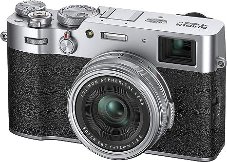 Amazon.co.jp: FUJIFILM デジタルカメラ X100V シルバー X100V-S: カメラ
