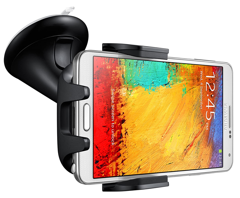 Samsung Car Mount Navigation Dock EE-V200 For Devices With 4.0-5.7 Black FBA/_EE-V200SABEGWW