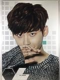 イ・ジョンソク (Lee Jong Suk)/A3ポスター12枚+ステッカーシール1枚セット - A3Poster 12sheets + Sticker 1sheet (TradePlace K-POPグッズ/韓国製)