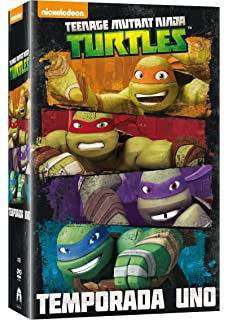 Teenage Mutant Ninja Turtles - Temporada 3 [DVD]: Amazon.es ...