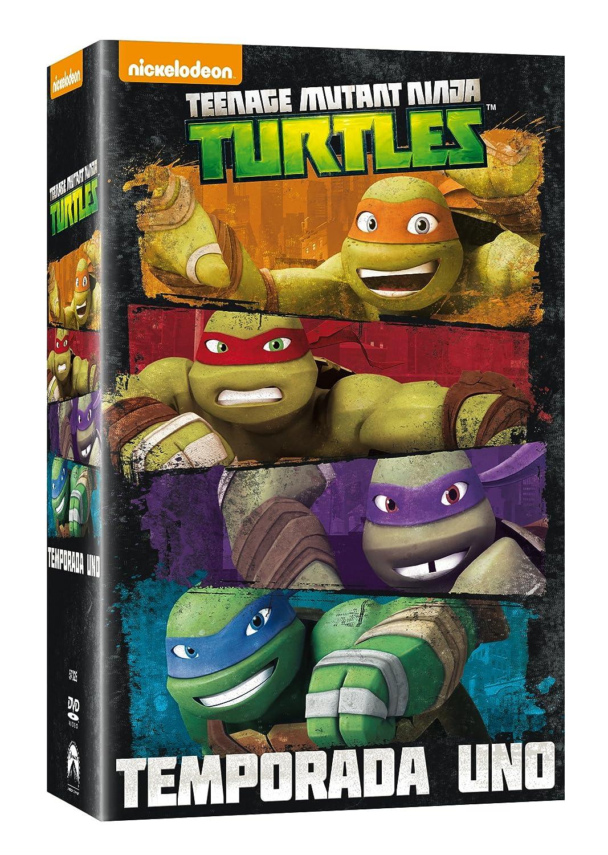 Las Tortugas Ninja - Temporada 1 [DVD]: Amazon.es ...