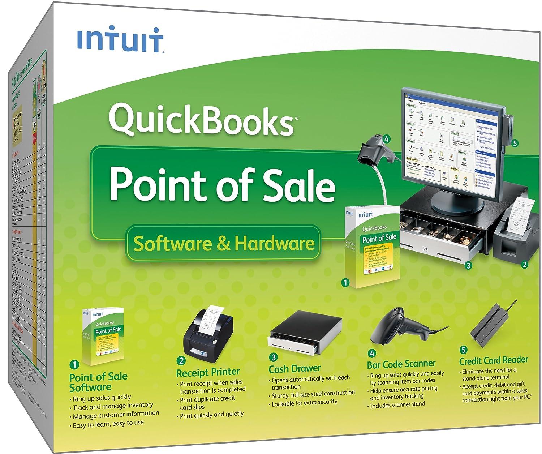 Amazon.com: QuickBooks Point of Sale Software & Hardware 9.0 ...
