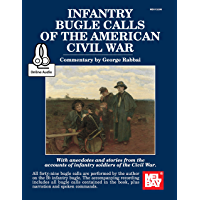 Infantry Bugle Calls of the American Civil War book cover