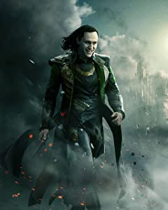 Marvels Avengers Loki Poster Wall Decor 16x20
