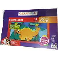 Craft and Arts FBlok 120 gr 15 Ypr 35x50