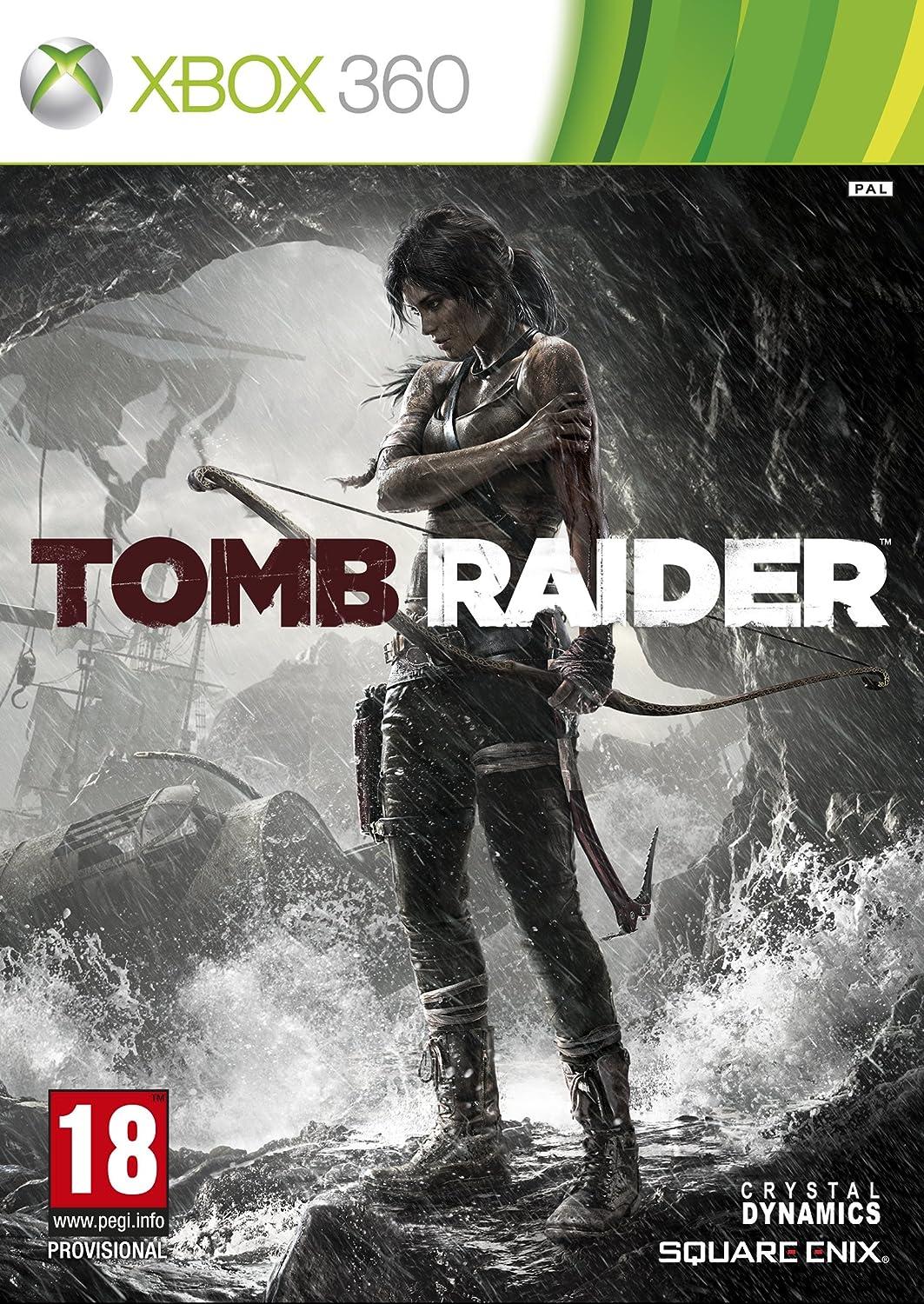 Tomb Raider Xbox 360 Amazon Co Uk Pc Video Games