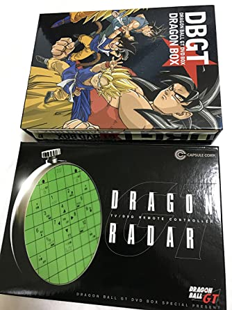 amazon com dragon ball gt dvd box dbgt japan import movies tv