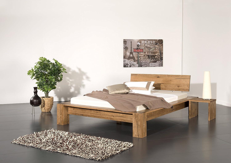 Modular Morton 140x200 Bett, Klar, 230 x 171 x 73 cm: Amazon.de ...