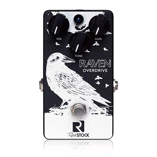 エフェクター画像 Rock Stock Raven Overdrive