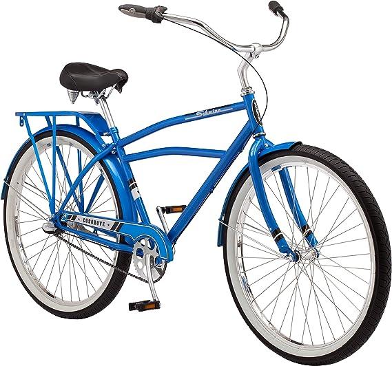 Schwinn Cosgrove Bicicleta de ruedas de 26 pulgadas, azul, 14 ...