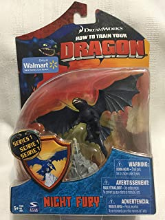 How to train your dragon deluxe figure zippleback amazon how to train your dragon night fury figure ccuart Images