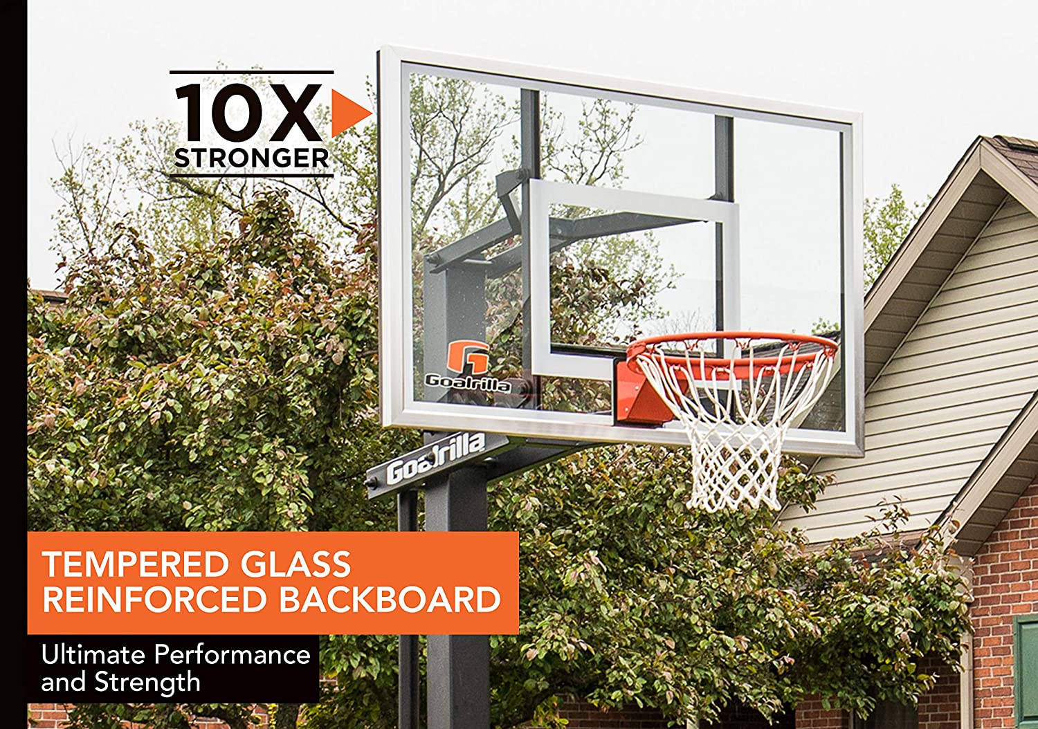 Top 4 Best In Ground Basketball Hoop (2020 Reviews & Buying Guide) 2