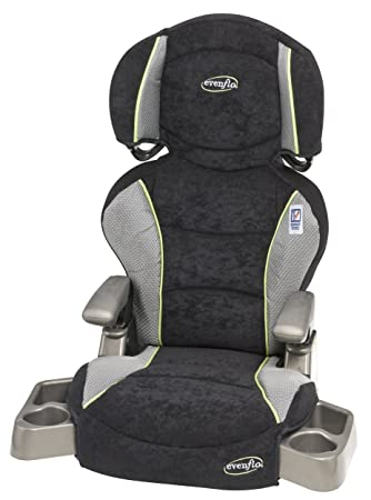 evenflo big kid booster car seat mercury discontinued by manufacturer discontinued by