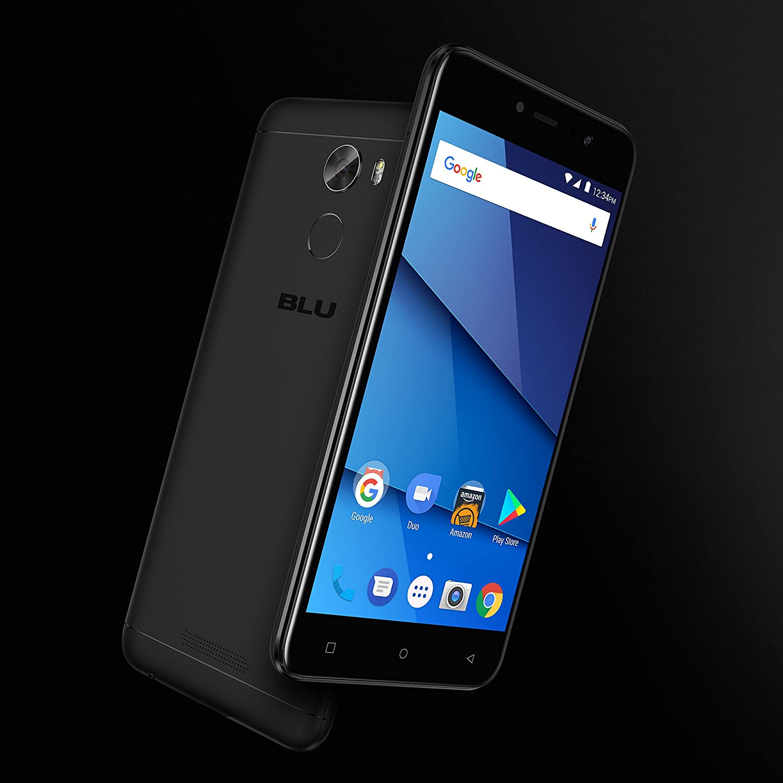 Blu Vivo 8l 53 4g Lte Smartphone 32gb 3gb Ram Xperia X Performance Single Bekas Black Cell Phones Accessories