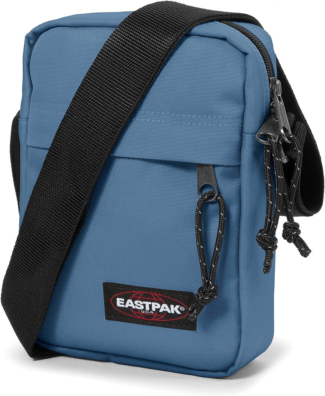 Eastpak Unisex il MONOSPALLA MESSENGER BAG 2.5L Dritto Denim