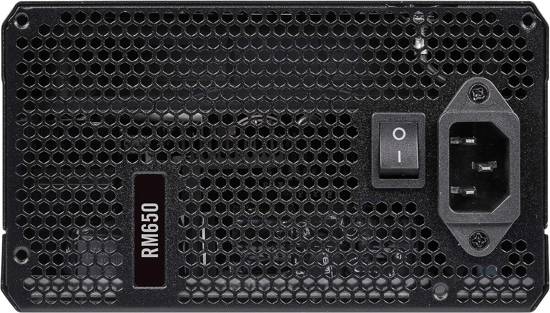 750 W, 100-240 V, 47-63 Hz, 5-10 A, 150 W, 750 W Corsair RM750 Netzteil 750 W ATX Schwarz Netzteile