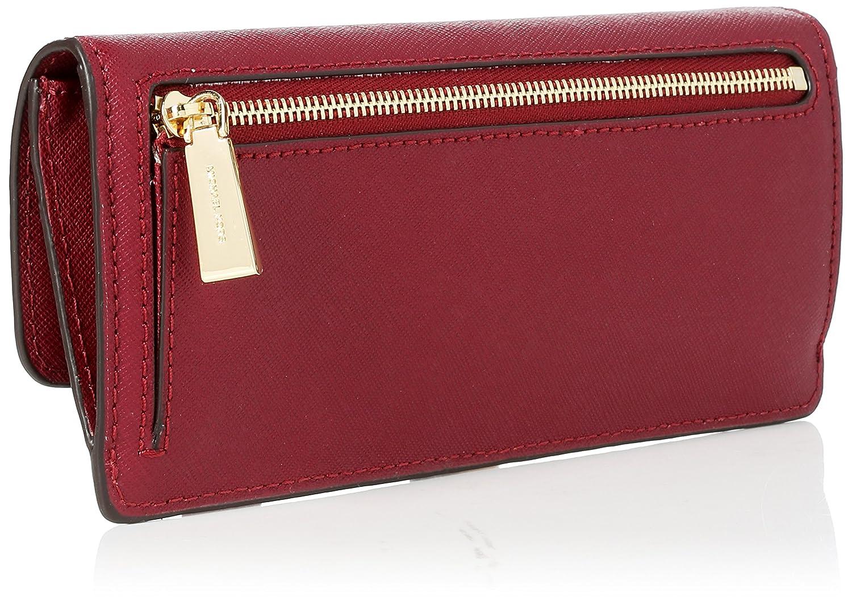 Michael Kors - Ginny Flat Wallet, Carteras Mujer, Morado (Mulberry), 2x9x20 cm (W x H L): Amazon.es: Zapatos y complementos