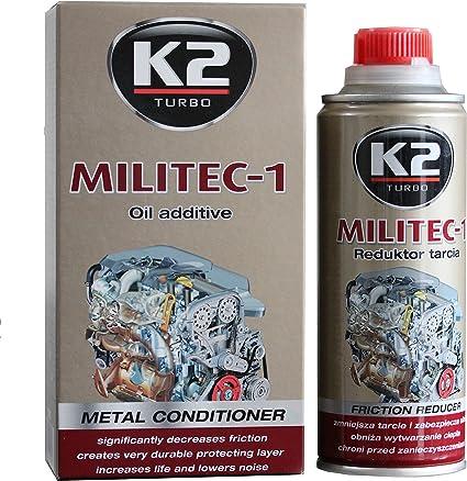 Aceite K2 Militec para tratamiento de metal, revitalizador de ...