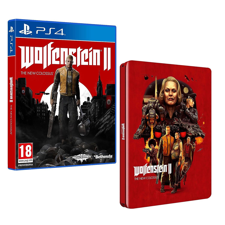 Wolfenstein 2: The New Colossus - Xbox One Bethesda Softworks 1022950-KOM Giochi Vari Console: Azione-Avventura