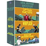 Le Cinéma indépendant américain - Coffret : Captain Fantastic + Dallas Buyers Club + Whiplash