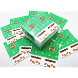 """Touchdown Napkins Football Theme 13"""" 120 Count 3-ply Paper Lunch Napkins"""