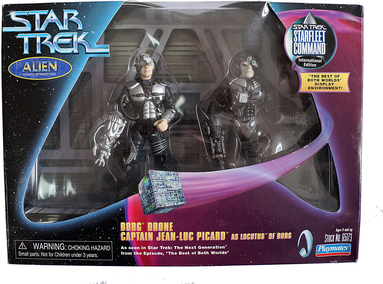 Star Trek Twin-Pack Alien Series - 5