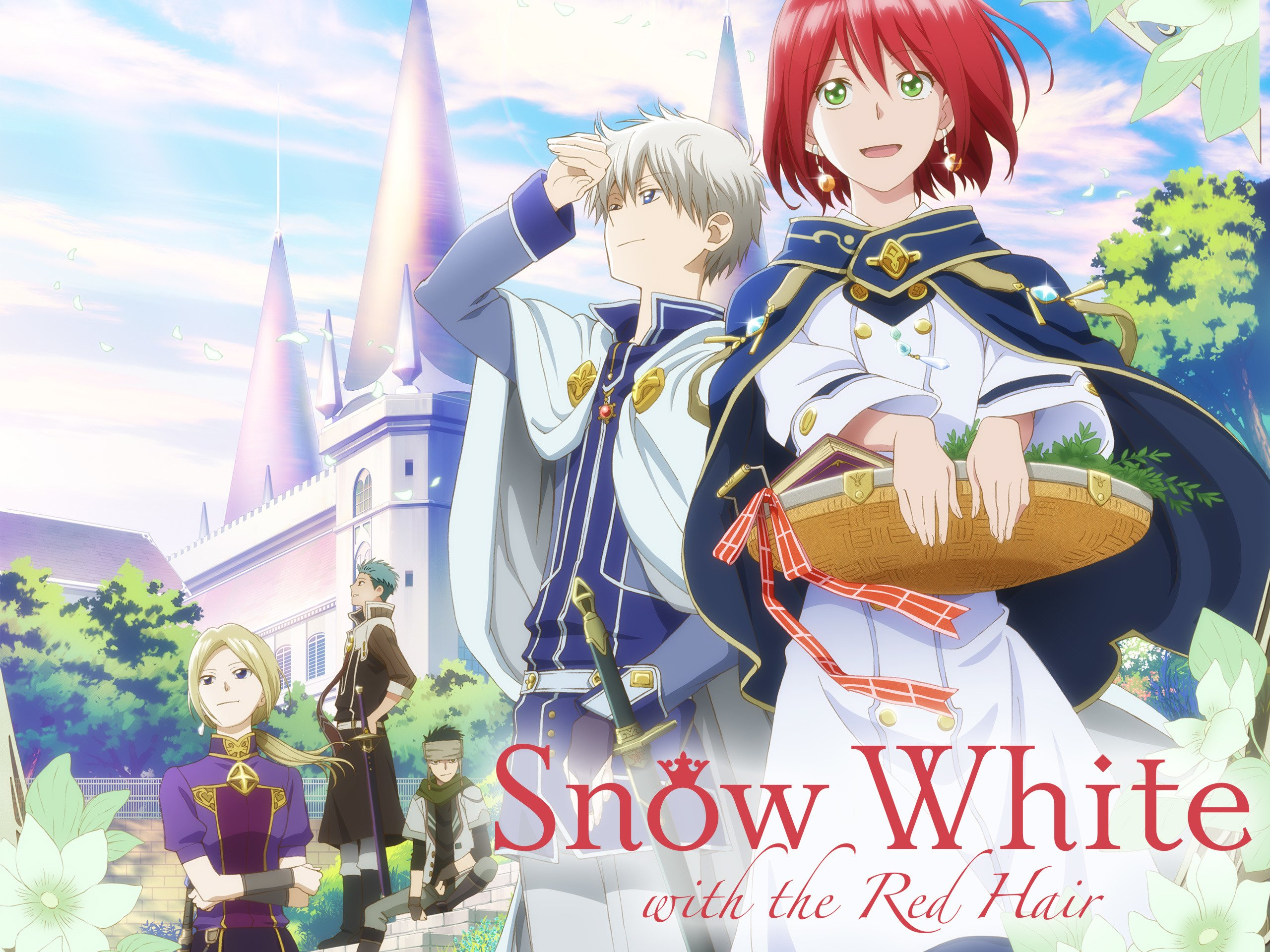 amazon com snow white with the red hair season 1 amazon digital