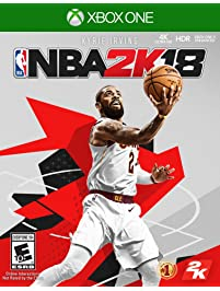 NBA 2K18 - Xbox One [Digital Code]