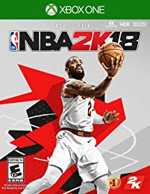 NBA 2K18 Early Tip-Off Edition - Xbox One     - Amazon com