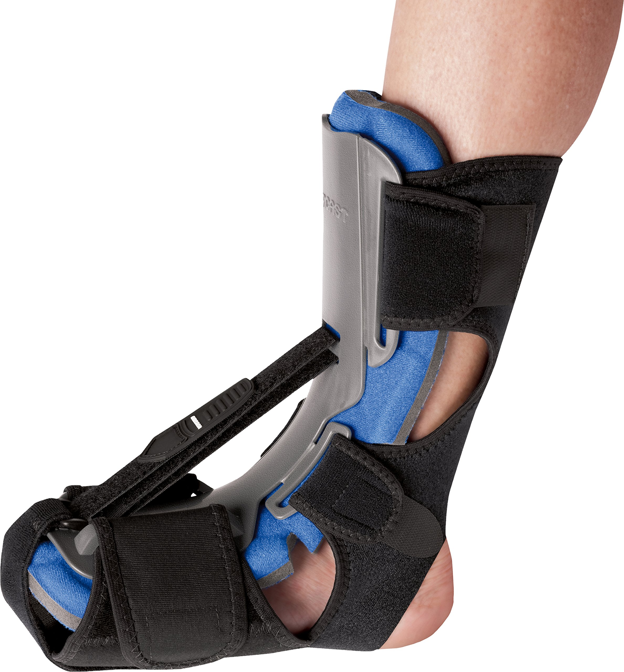 Aircast AirHeel Ankle Support Brace and Dorsal Night Splint (DNS) Care Kit, Medium by Aircast (Image #4)