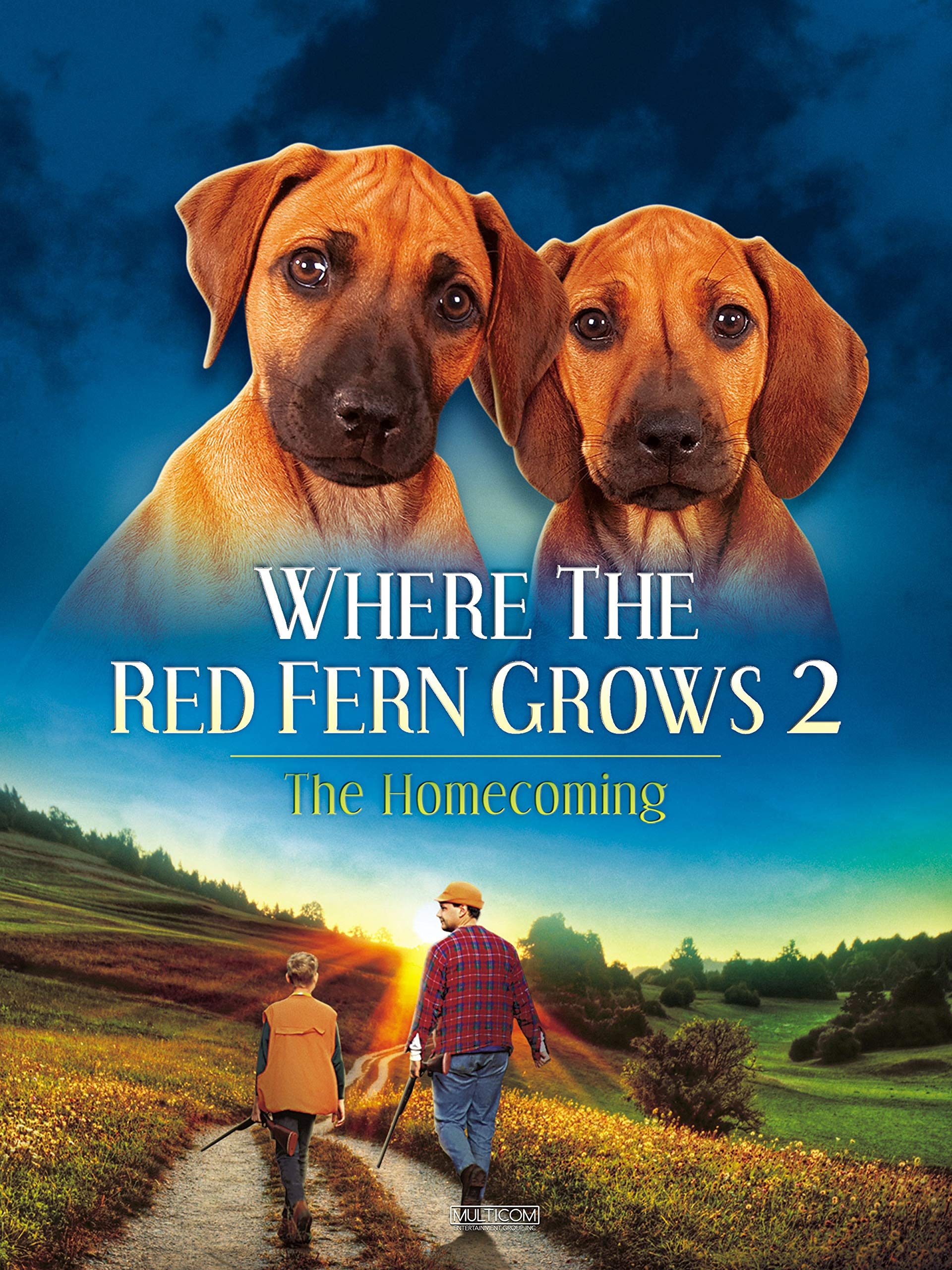 Where the Red Fern Grows - Part 2 (4K Restored) on Amazon Prime Video UK