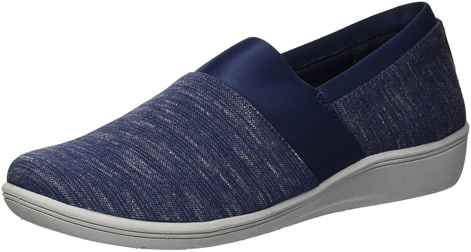 Copper Fit Women's Restore a Line Sneaker B079YC6Z8K 6.5 B(M) US|Navy
